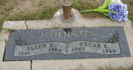 JOHNSON, ELLEN A. - Knox County, Nebraska | ELLEN A. JOHNSON - Nebraska Gravestone Photos
