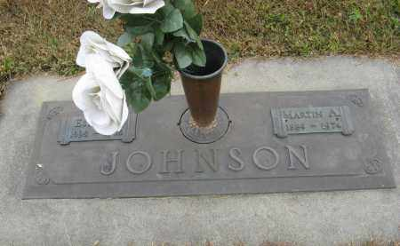 JOHNSON, ESTHER E. - Knox County, Nebraska | ESTHER E. JOHNSON - Nebraska Gravestone Photos