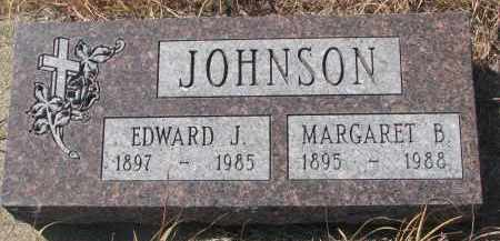 JOHNSON, MARGARET B. - Knox County, Nebraska | MARGARET B. JOHNSON - Nebraska Gravestone Photos