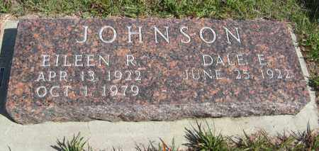 JOHNSON, DALE E. - Knox County, Nebraska | DALE E. JOHNSON - Nebraska Gravestone Photos