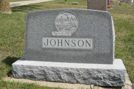 JOHNSON, FAMILY - Knox County, Nebraska | FAMILY JOHNSON - Nebraska Gravestone Photos