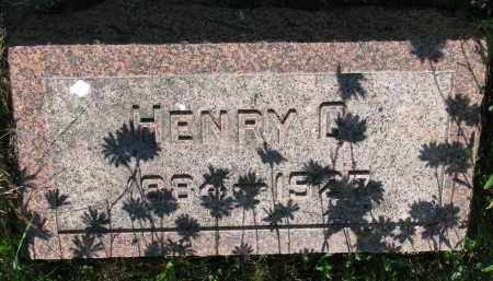 JOHNSON, HENRY C. - Knox County, Nebraska | HENRY C. JOHNSON - Nebraska Gravestone Photos