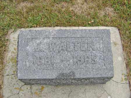JOHNSON, J. WALTER - Knox County, Nebraska   J. WALTER JOHNSON - Nebraska Gravestone Photos