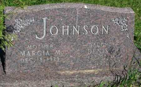 JOHNSON, DENISE L. - Knox County, Nebraska | DENISE L. JOHNSON - Nebraska Gravestone Photos