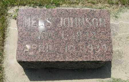 JOHNSON, NELS - Knox County, Nebraska | NELS JOHNSON - Nebraska Gravestone Photos