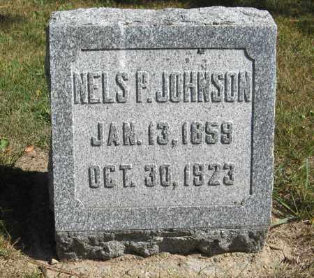JOHNSON, NELS P. - Knox County, Nebraska   NELS P. JOHNSON - Nebraska Gravestone Photos