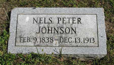 JOHNSON, NELS PETER - Knox County, Nebraska | NELS PETER JOHNSON - Nebraska Gravestone Photos