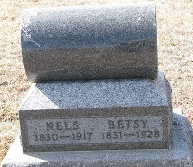 JOHNSON, BETSY - Knox County, Nebraska | BETSY JOHNSON - Nebraska Gravestone Photos