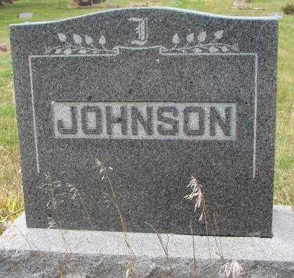 JOHNSON, PLOT - Knox County, Nebraska | PLOT JOHNSON - Nebraska Gravestone Photos