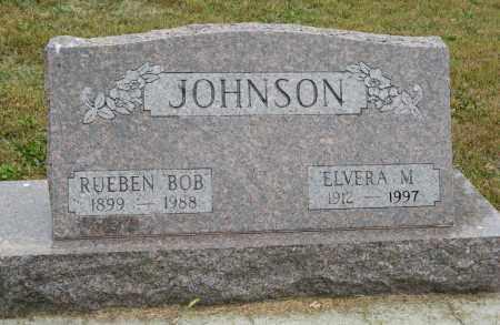 JOHNSON, RUEBEN (BOB) - Knox County, Nebraska | RUEBEN (BOB) JOHNSON - Nebraska Gravestone Photos