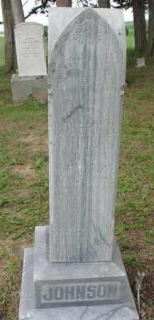 JOHNSON, ROBERT B. - Knox County, Nebraska   ROBERT B. JOHNSON - Nebraska Gravestone Photos