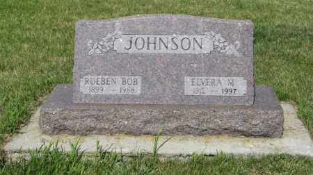 JOHNSON, ELVERA M. - Knox County, Nebraska | ELVERA M. JOHNSON - Nebraska Gravestone Photos