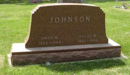 JOHNSON, HULDA M. - Knox County, Nebraska | HULDA M. JOHNSON - Nebraska Gravestone Photos