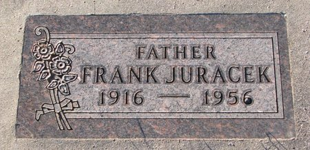 JURACEK, FRANK - Knox County, Nebraska | FRANK JURACEK - Nebraska Gravestone Photos