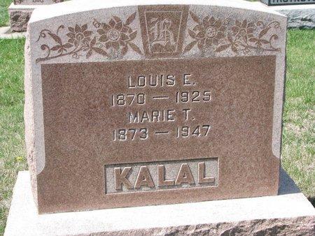 KALAL, MARIE T. - Knox County, Nebraska | MARIE T. KALAL - Nebraska Gravestone Photos