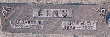 KING, JOHN C. - Knox County, Nebraska | JOHN C. KING - Nebraska Gravestone Photos