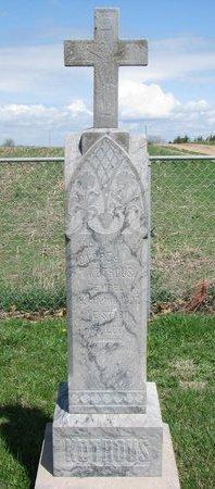 KOTROUS, ONDREJ - Knox County, Nebraska   ONDREJ KOTROUS - Nebraska Gravestone Photos