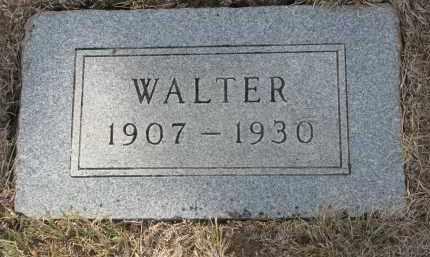 KRUGMAN, WALTER - Knox County, Nebraska   WALTER KRUGMAN - Nebraska Gravestone Photos
