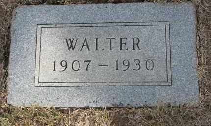 KRUGMAN, WALTER - Knox County, Nebraska | WALTER KRUGMAN - Nebraska Gravestone Photos