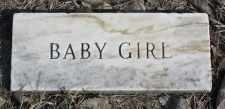 KUMM, BABY GIRL - Knox County, Nebraska   BABY GIRL KUMM - Nebraska Gravestone Photos