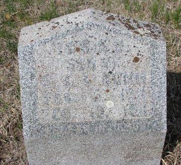 KUMM, EDWIN H. - Knox County, Nebraska | EDWIN H. KUMM - Nebraska Gravestone Photos