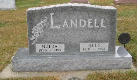 LANDELL, NELS - Knox County, Nebraska   NELS LANDELL - Nebraska Gravestone Photos