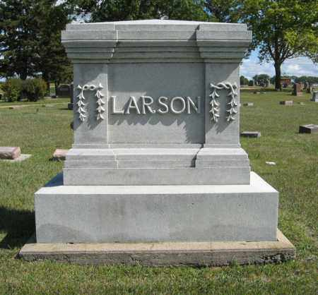LARSON, FAMILY - Knox County, Nebraska | FAMILY LARSON - Nebraska Gravestone Photos