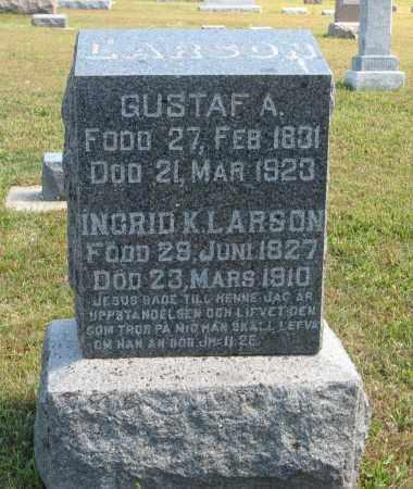LARSON, GUSTAF A. - Knox County, Nebraska | GUSTAF A. LARSON - Nebraska Gravestone Photos