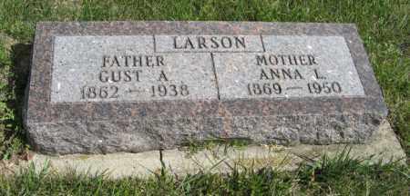 LARSON, ANNA L. - Knox County, Nebraska | ANNA L. LARSON - Nebraska Gravestone Photos