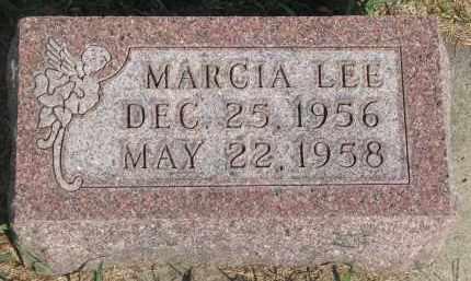 LAUCK, MARCIA LEE - Knox County, Nebraska | MARCIA LEE LAUCK - Nebraska Gravestone Photos