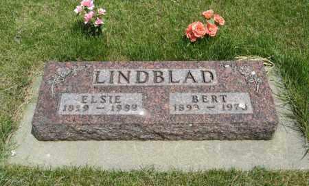 LINDBLAD, BERT - Knox County, Nebraska | BERT LINDBLAD - Nebraska Gravestone Photos