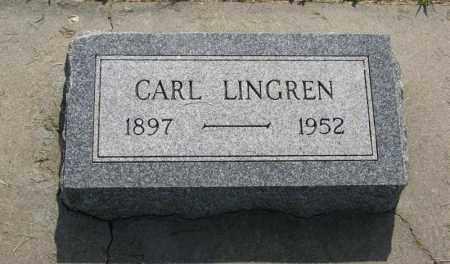 LINGREN, CARL - Knox County, Nebraska | CARL LINGREN - Nebraska Gravestone Photos
