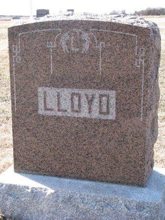 LLOYD, *FAMILY MONUMENT - Knox County, Nebraska | *FAMILY MONUMENT LLOYD - Nebraska Gravestone Photos