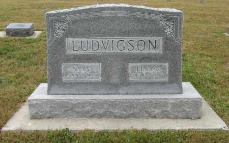 LUDVIGSON, NELS - Knox County, Nebraska   NELS LUDVIGSON - Nebraska Gravestone Photos