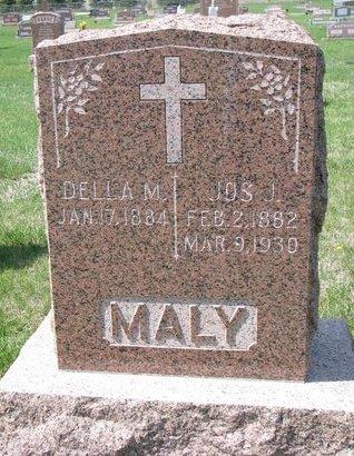 MALY, JOSEPH J. - Knox County, Nebraska | JOSEPH J. MALY - Nebraska Gravestone Photos