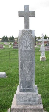 MARTINEK, ANNA - Knox County, Nebraska   ANNA MARTINEK - Nebraska Gravestone Photos