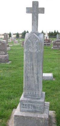 MARTINEK, FRANTISEK - Knox County, Nebraska | FRANTISEK MARTINEK - Nebraska Gravestone Photos