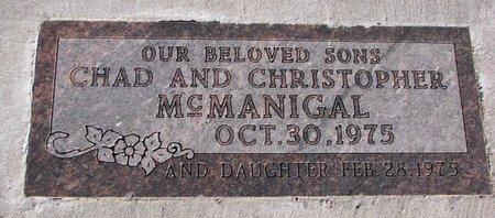 MCMANIGAL, CHRISTOPHER - Knox County, Nebraska   CHRISTOPHER MCMANIGAL - Nebraska Gravestone Photos