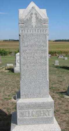 BRUEGMAN MELCHERT, AUGUSTA - Knox County, Nebraska | AUGUSTA BRUEGMAN MELCHERT - Nebraska Gravestone Photos