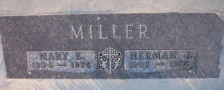 MILLER, HERMAN J. - Knox County, Nebraska | HERMAN J. MILLER - Nebraska Gravestone Photos