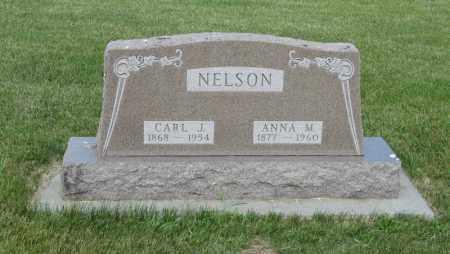 NELSON, CARL J. - Knox County, Nebraska   CARL J. NELSON - Nebraska Gravestone Photos