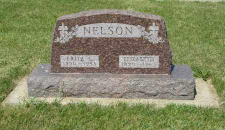 NELSON, FRITZ C. - Knox County, Nebraska | FRITZ C. NELSON - Nebraska Gravestone Photos