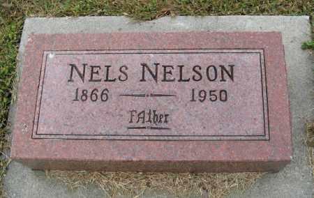 NELSON, NELS - Knox County, Nebraska   NELS NELSON - Nebraska Gravestone Photos