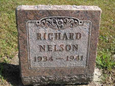 NELSON, RICHARD - Knox County, Nebraska | RICHARD NELSON - Nebraska Gravestone Photos