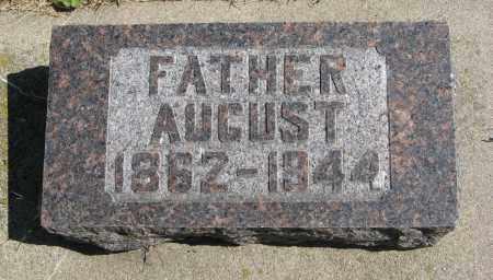 NEWQUIST, AUGUST - Knox County, Nebraska   AUGUST NEWQUIST - Nebraska Gravestone Photos