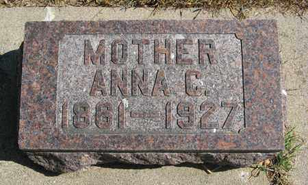 NEWQUIST, ANNA C. - Knox County, Nebraska | ANNA C. NEWQUIST - Nebraska Gravestone Photos
