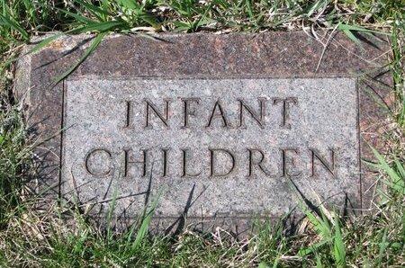 NIELSEN, INFANT CHILDREN - Knox County, Nebraska | INFANT CHILDREN NIELSEN - Nebraska Gravestone Photos