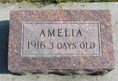 OLSON, AMELIA - Knox County, Nebraska | AMELIA OLSON - Nebraska Gravestone Photos