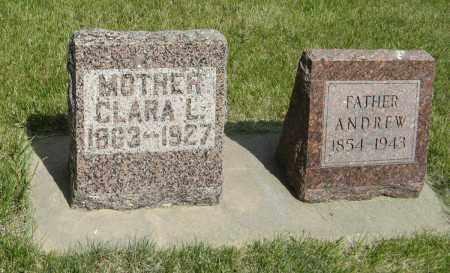 OLSON, CLARA L. - Knox County, Nebraska | CLARA L. OLSON - Nebraska Gravestone Photos