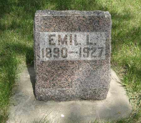 OLSON, EMIL L. - Knox County, Nebraska | EMIL L. OLSON - Nebraska Gravestone Photos